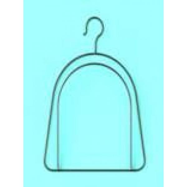 Вешалка для шапок АМ577 металлическая