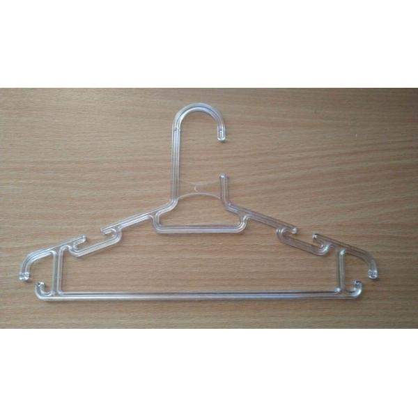 Вешалка плечики детская прозрачная ВД-20